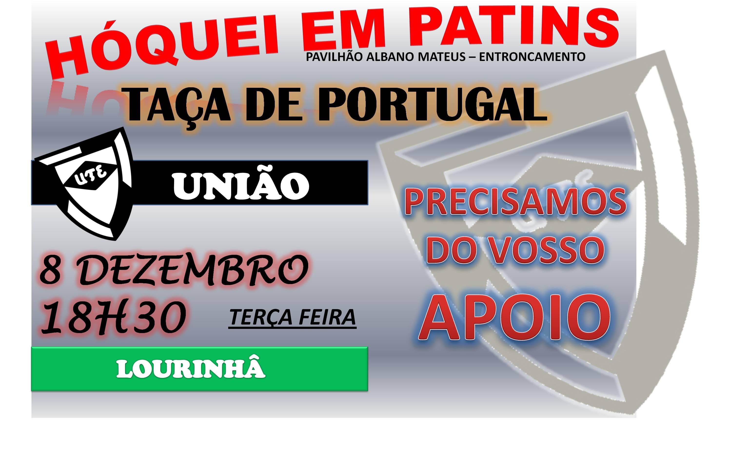 CARTAZ TAÇA PORTUGAL - TERÇA FERIADO